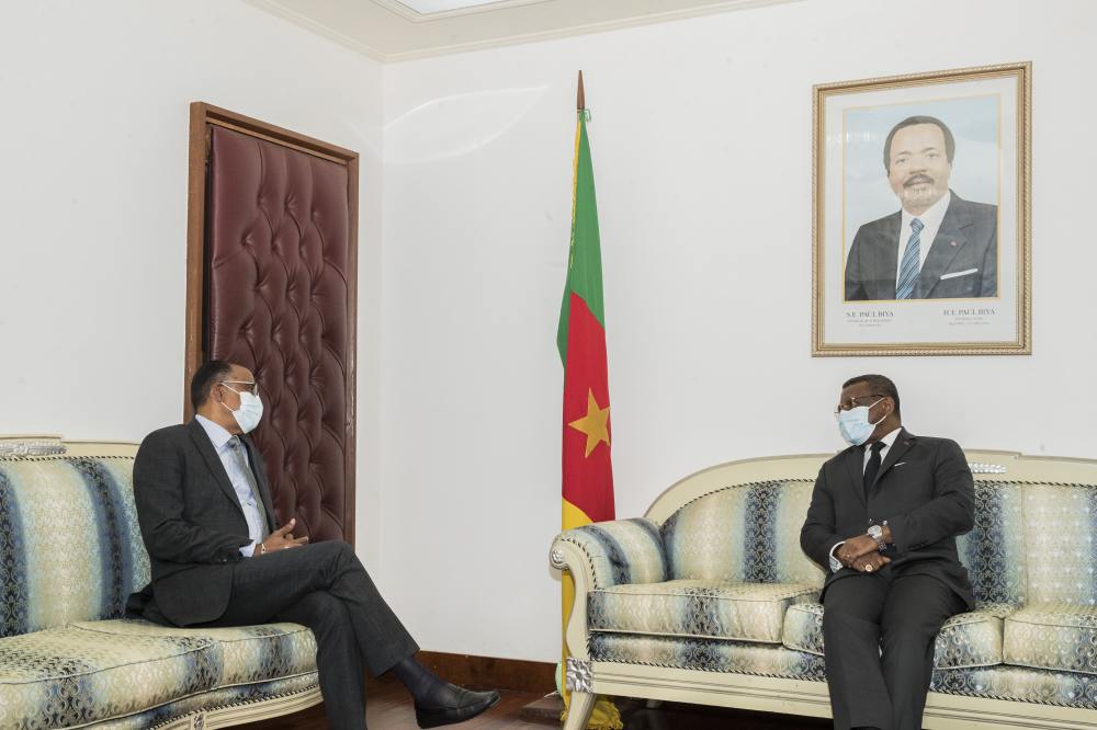 AU Solicits Cameroon's Ratification Of African Medicines Agency Treaty