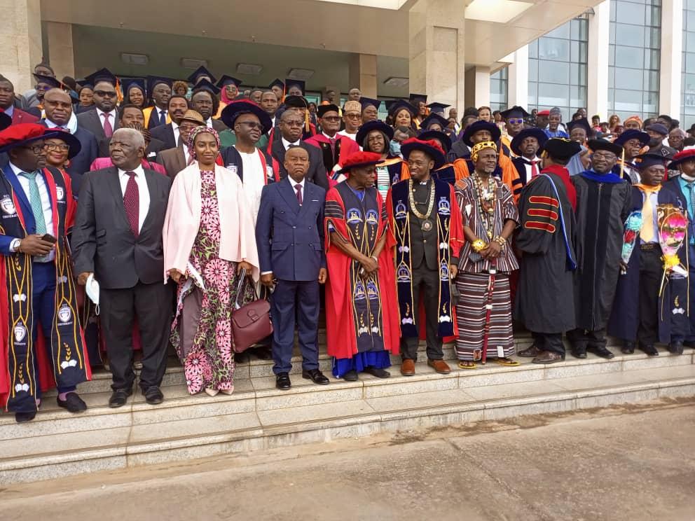 ICT University graduation