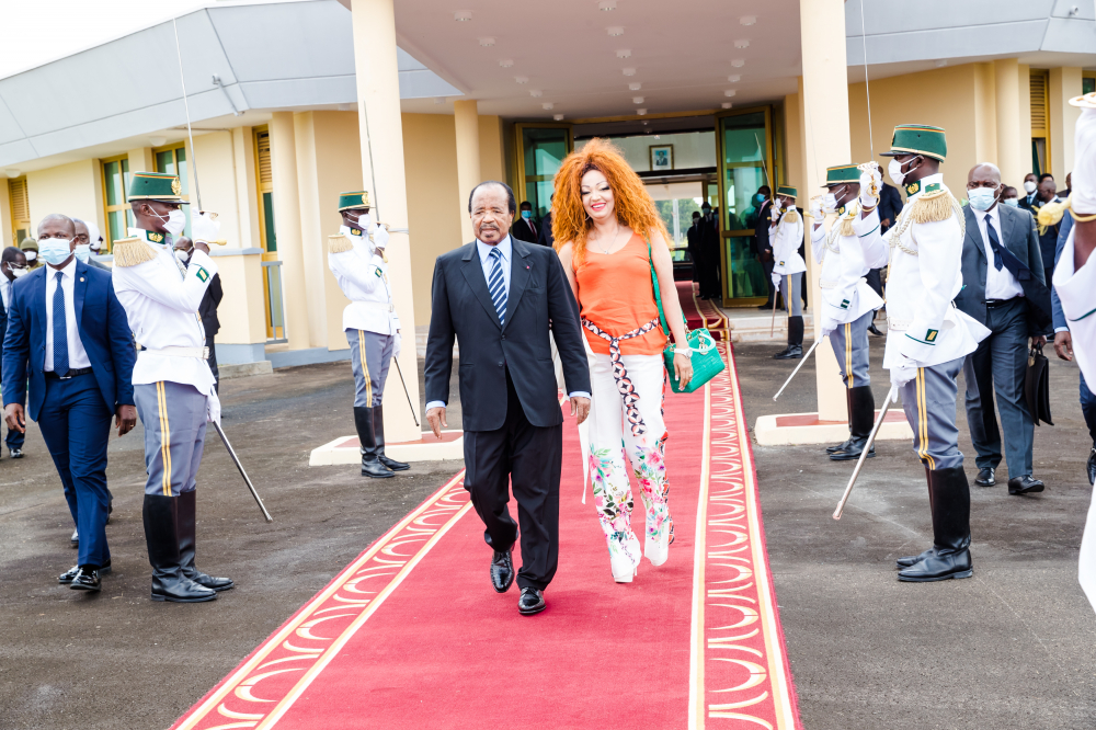 Presidential Couple off to Europe for brief stay