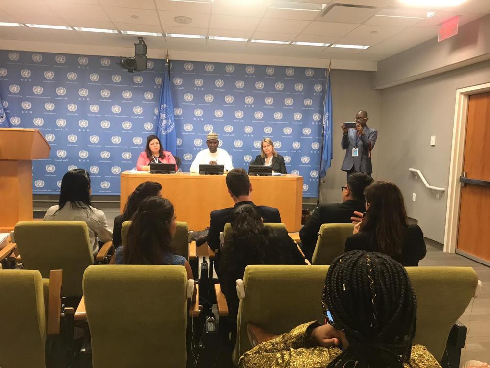 UNGA:World Leaders Rekindle Hope For Global Poverty Eradication