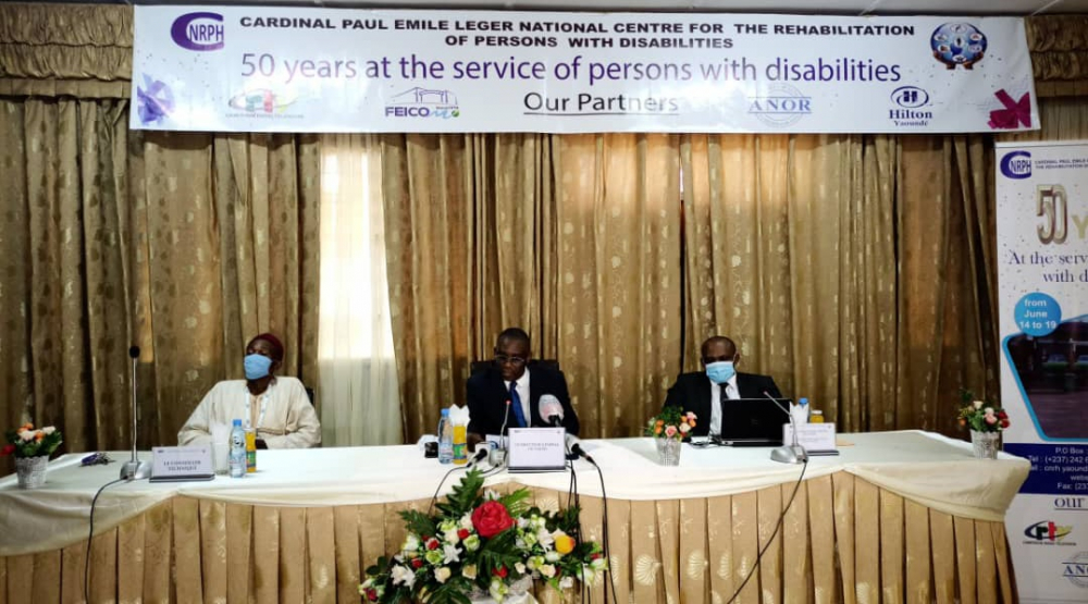 Preparations for the golden jubilee of the National Rehabilitation Centre