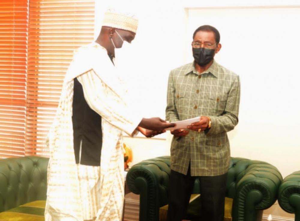 Alamine Ousmane Mey-Teodoro Obiang