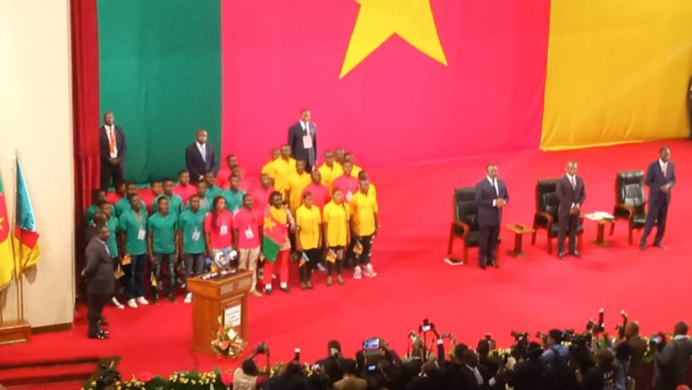 Cameroon: Ex Armed Fighters Sing National Anthem At Major National Dialogue