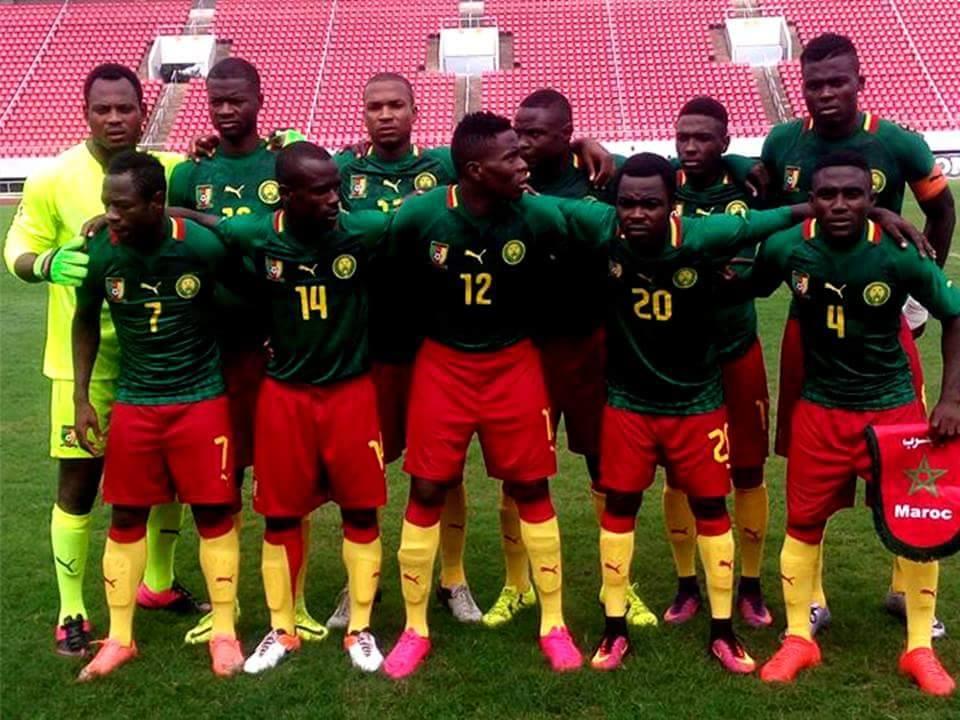 Cameroon U-23 squad