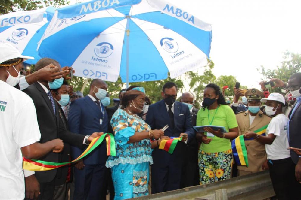 Cameroon, Gabon interconnected by CAMTEL's fibre optic