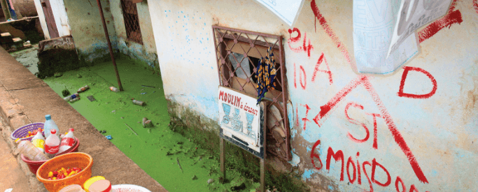 Yaounde Swamp Dwellers Facing  Traumatic Challenges