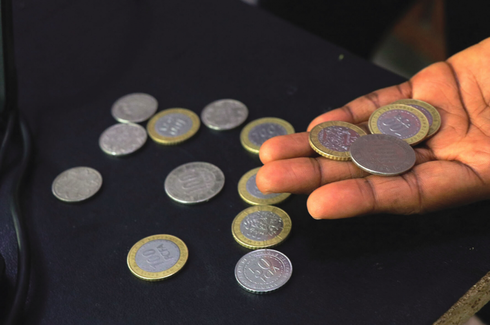 Acute Coin Shortages Crippling  Petty Traders