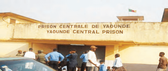 KONDENGUI CENTRAL PRISON : Gov't reacts to violent protest by detainees