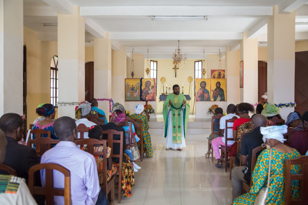 Yaounde Orthodox Church