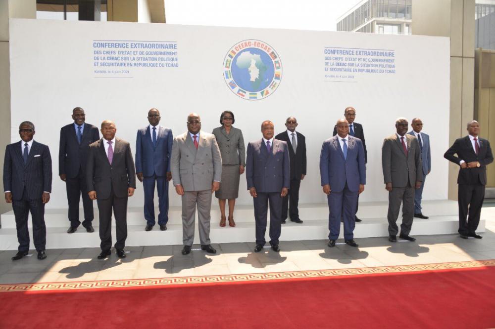 MINREX Sits In For Paul Biya At ECCAS Summit