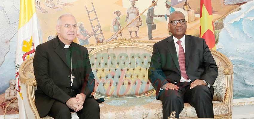 Diplomacy : Cooperation Ties Reviewed At MINREX